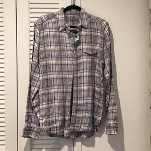 Lucky Button Down Shirt
